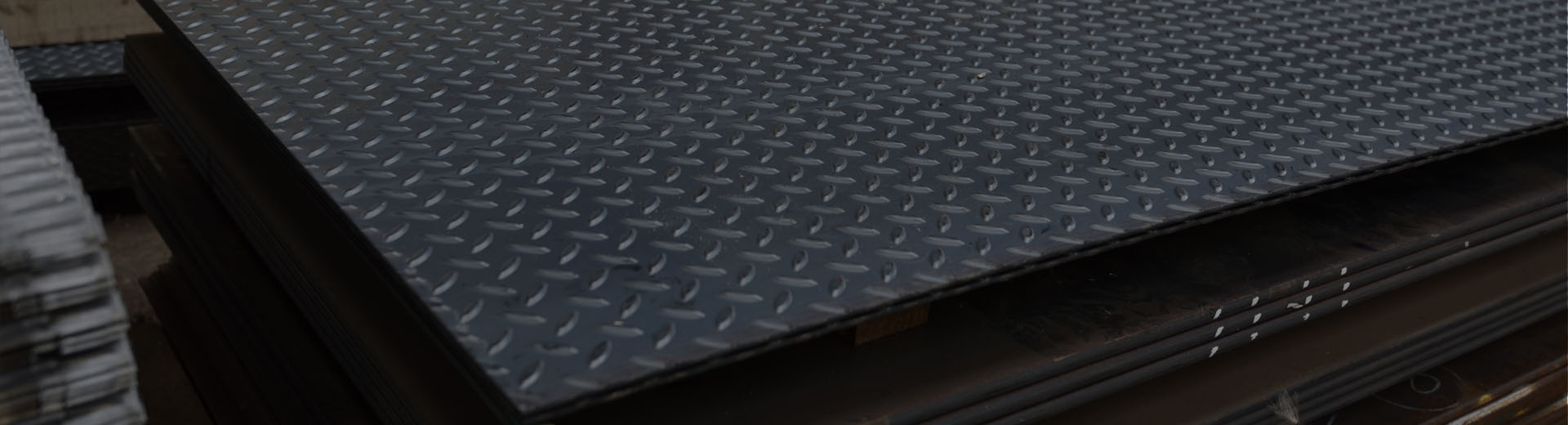 Open Mesh Steel Flooring Sheets (natural state)