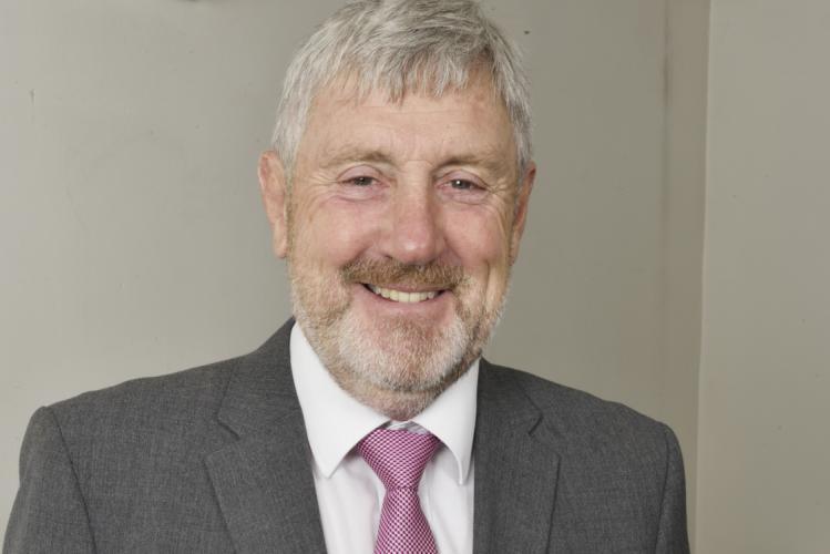 John Thompson of Tomrods Ltd retires