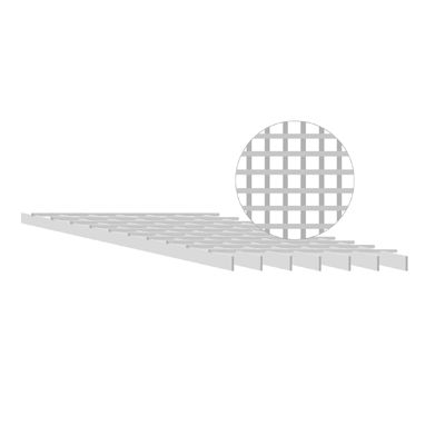 Open Mesh Steel Flooring Sheets (galvanised)