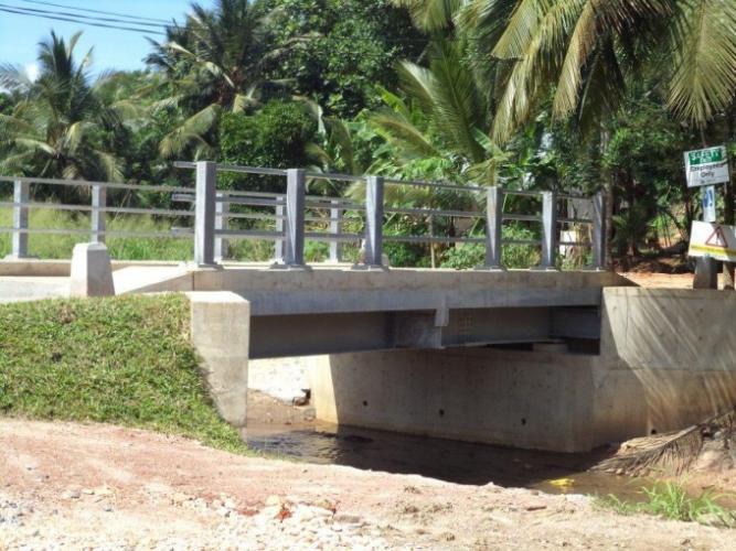 Bridge Building in Sri Lanka!