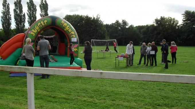 It's All Fun & Games at Tomrods' Open Day!