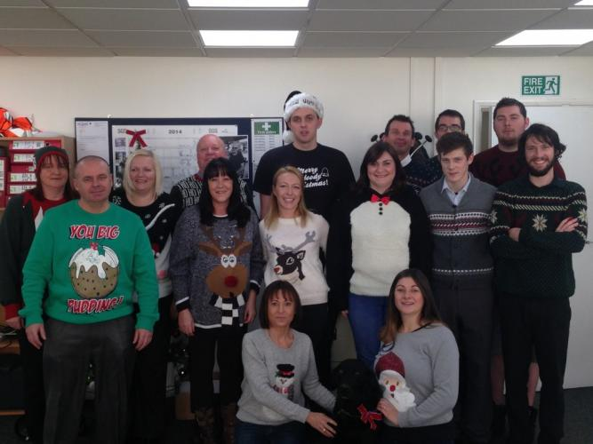 Our Woolly Wonderful Christmas Jumper Day!
